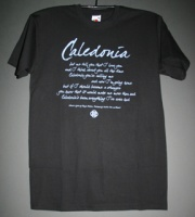 Caledonia T-Shirt (Black)