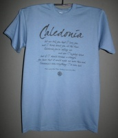 Caledonia T-Shirt (Blue)